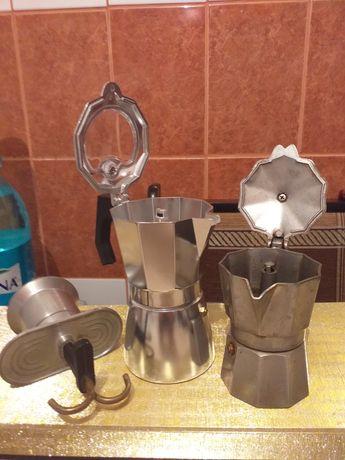 Cafetiere.Aluminiu alimentar,schimb.