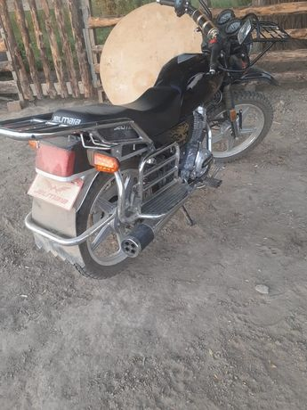 Мотоцикл Джермала ма сондай