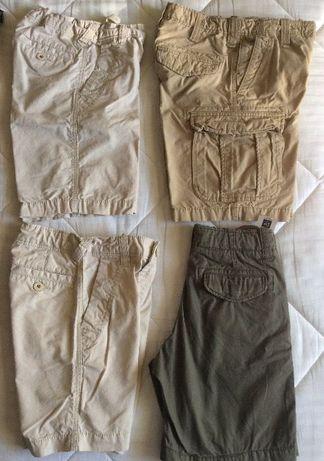 Къси панталонки Gap и Old Navy различни размери -9броя