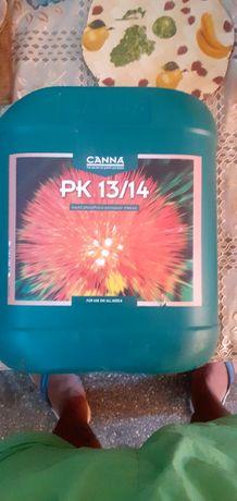 Vand urgent Canna Pk 13/14  5l  si bonus o sticlă de bost