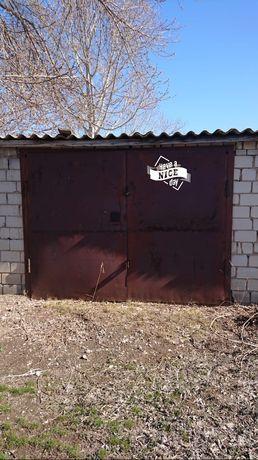 Продаеться гараж.