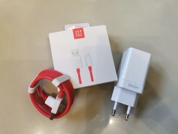 Ново Dash зарядно и кабел за OnePlus 3 3T 5 5T 6 6T 7 8 8T Pro