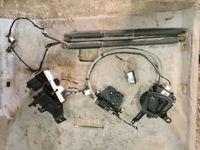 ф31 Ел багажник електрически комплект f31  на части бмв bmw