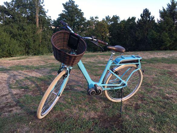 Градско електрическо колело Cube Elly Cruise Hybrid