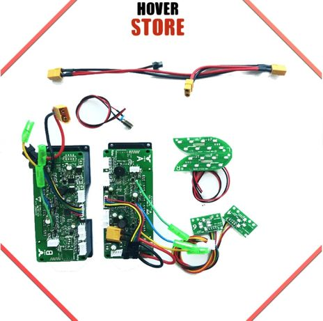 Reparatii hoverboard placi Hoverboard, incarcator, baterie, piese