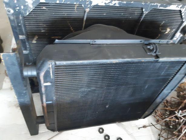 Radiator apă ifa 4 pistoane piese