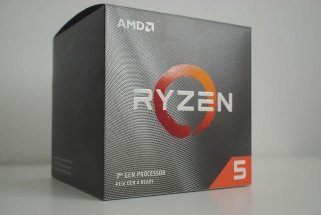 Sigilat! Procesor AMD Ryzen 5 3600 3.6 GHz nou Original Nedesfacut