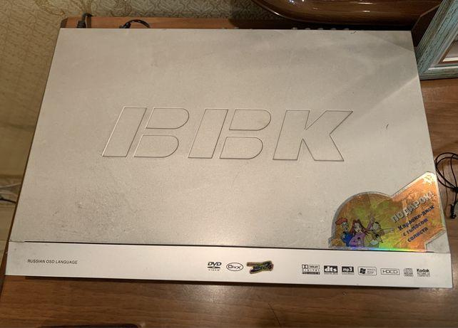 BBK караоке DVD диск Проигрыватель / плеер