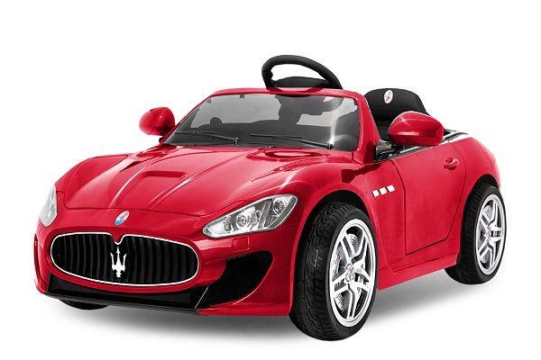 Masinuta electrica Kinderauto Maserati Kids CU ROTI MOI 2x 45W 12V RED