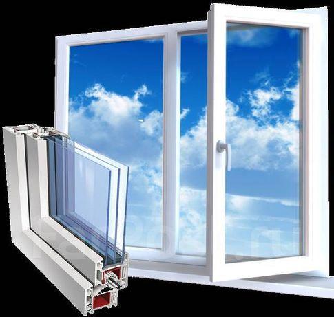 Пластиковые окна. Натяжные потолки