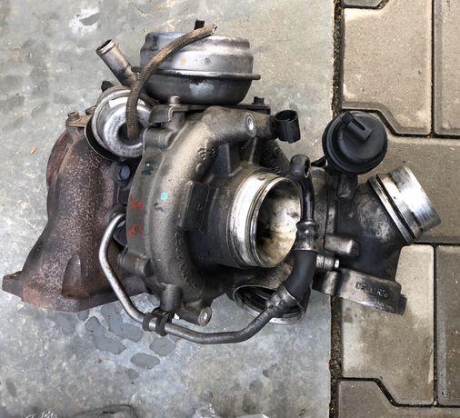 Turbo turbina mare 3.5 4.0 306 cp BMW F10 F11 F01 F02 F06 F07 N57D30B