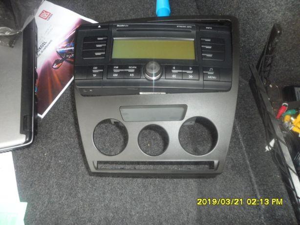 Vand C d Radio original skoda octavia 2