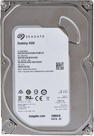 Hard Disk Seagate BarraCuda 1TB 32MB 7200rpm SATA3 ST1000DM003