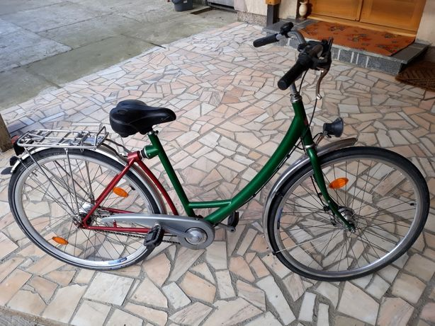 Bicicleta dame multe extra