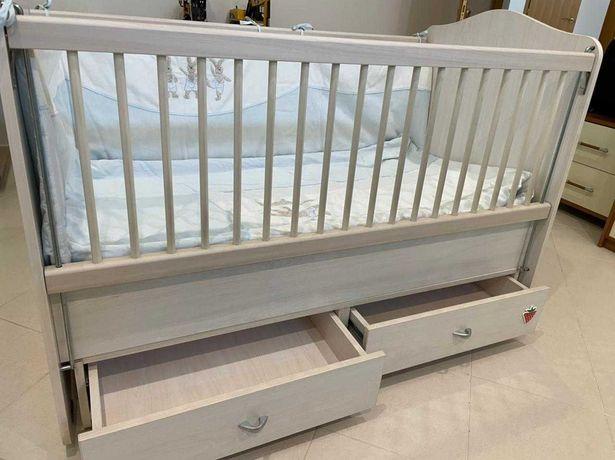 Продам манеж (детская кровать)