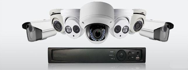 Видеонаблюдение, камеры, удалённый доступ
