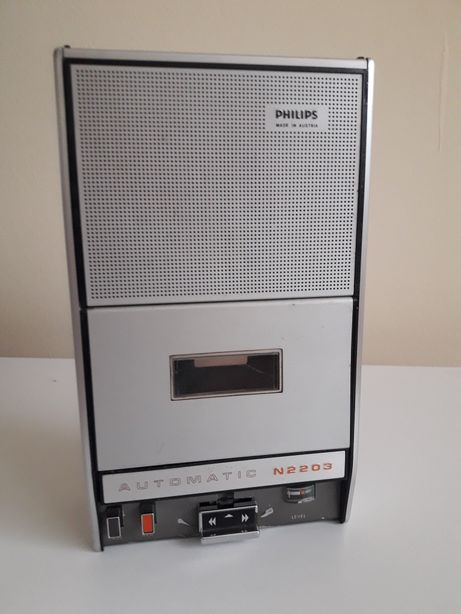 Casetofon Philips Automatic N 2203