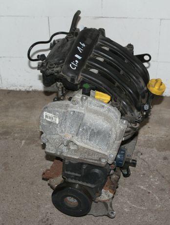 Motor Renault 1.6 16V 65Kw/88Cp tip K4M804