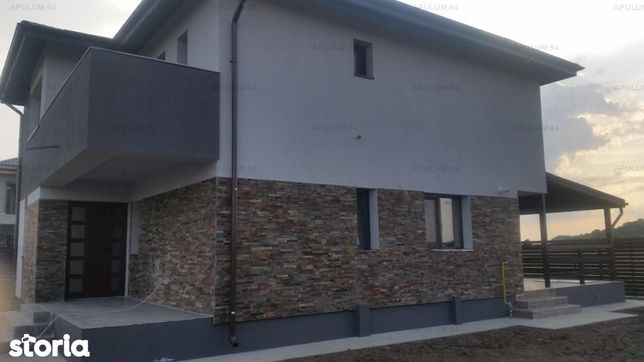 Casa noua P+1+pod, in Sabareni, la 11 km de Sos de Centura