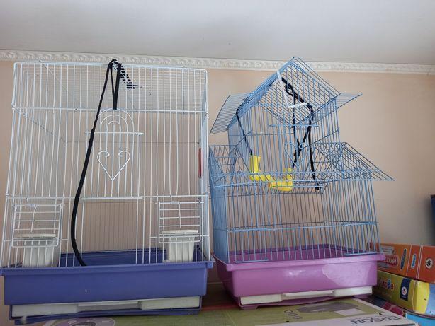 Клетки для попугая