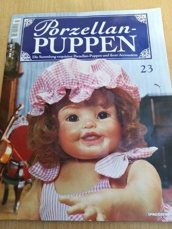 Колекционерски кукли и списания за тях