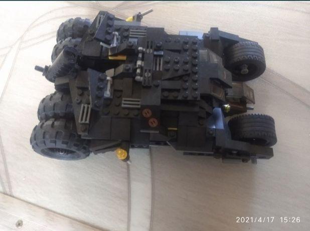 Машина Лего Бэтмен