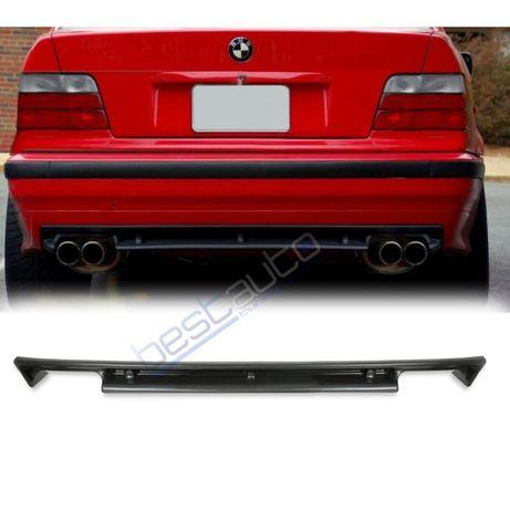M дифузьор за стандартна задна броня за BMW E36 - двоен