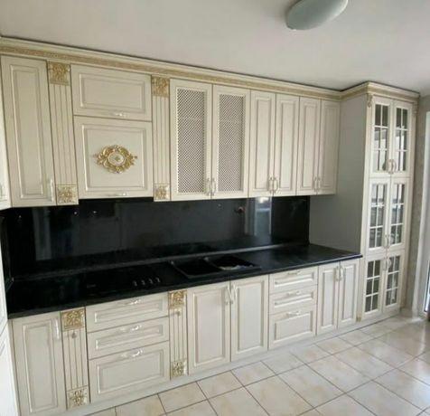 Кухонный гарнитур. Кухня. Шкаф-купе. Мебель на заказ.