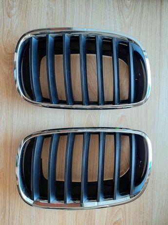 Оригинални решетки - Бъбреци за BMW X6 /E71/ от 2008 г. до 2014 г