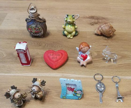 Сувенири различни видове 11 броя нови