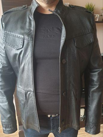 Мъжко яке - естествена кожа
