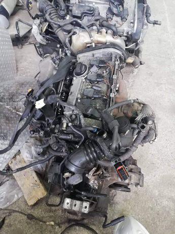 Двигател от ауди а3 1.8 турбо