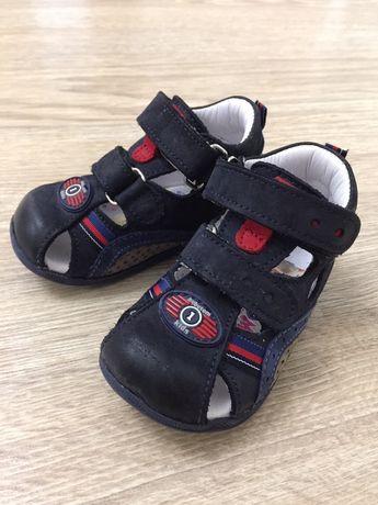 Детская ортопедическая обувь 19 р
