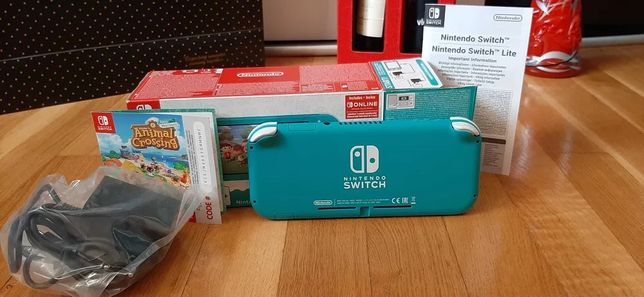 Nintendo Switch ca nou