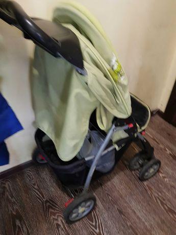 Детска количка за големи юнаци