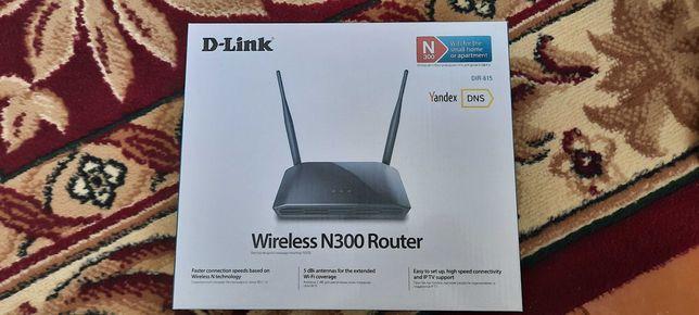 Беспроводной маршрутизатор D-Link N300 Router