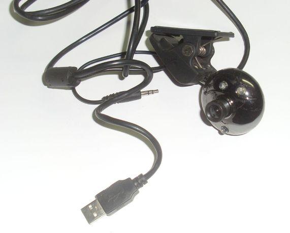 Vand webcam Gembird 66U - USB, cu microfon