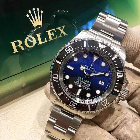 Rolex Deepsea Silver