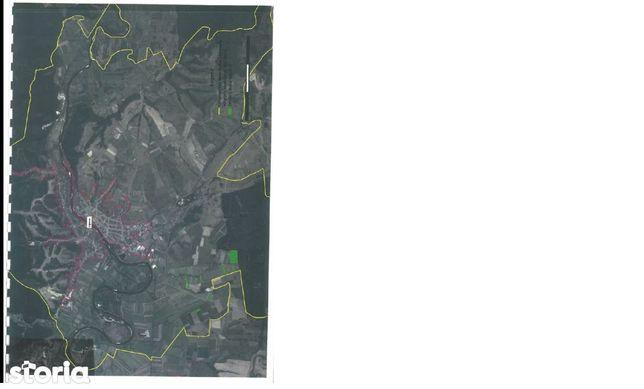 Teren extravilan de 68.800 mp situat in Loc. Lipova, Jud. Arad