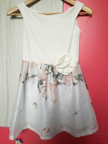 Детска рокля Контраст