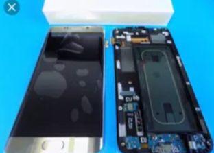 Display Original Samsung S6 edge plus Factura Garantie Montaj pe loc