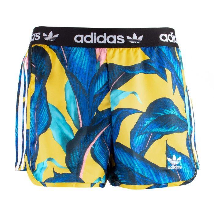 Pantaloni Scurti Adidas Originals x Bucuresti - imagine 1