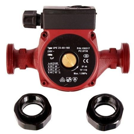 Pompa recirculare UPS Grundfos, 32-40/180, 1 x 230 V, 5 mc/h, 10 Bar,