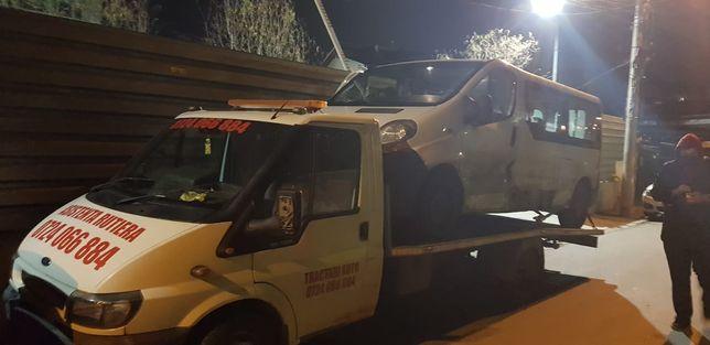 TRACTARI Auto NON STOP  4x4 dube XXL autoturisme UTILAJE 24/24