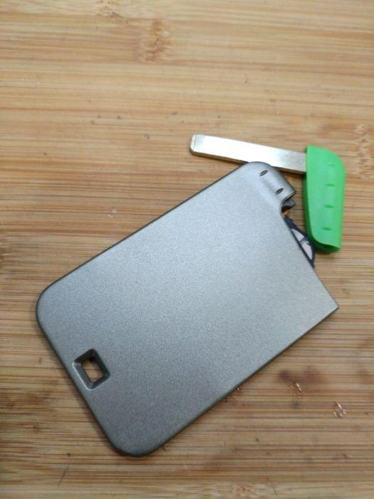 Smart key Laguna 433Mhz 2 butoane Orastie - imagine 1