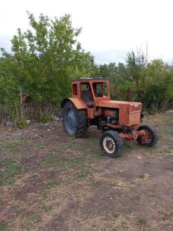 Трактор Т-40м, косилка