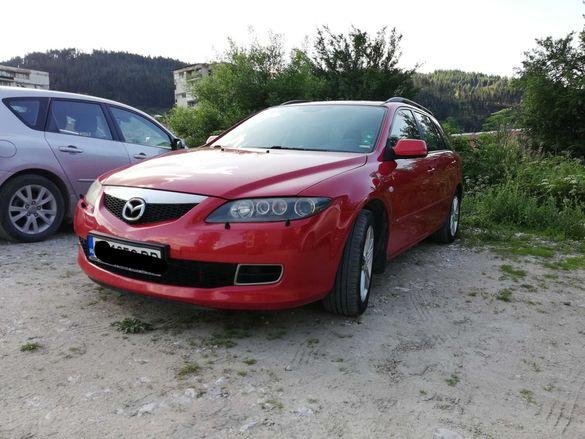 Mazda 6 2.0 D 143k.с.  Dpf