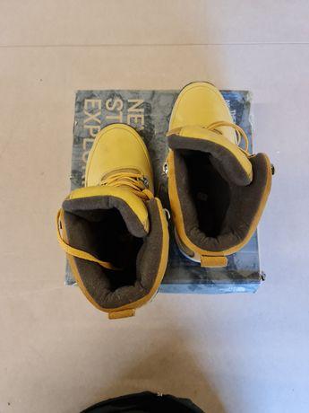 Кожени Зимни Обувки The North Face