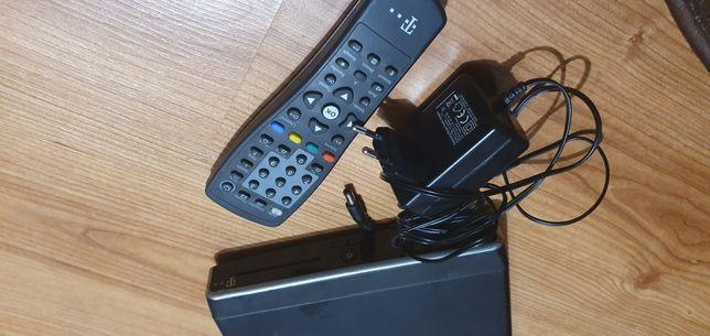 Receiver HD Telekom incarcator