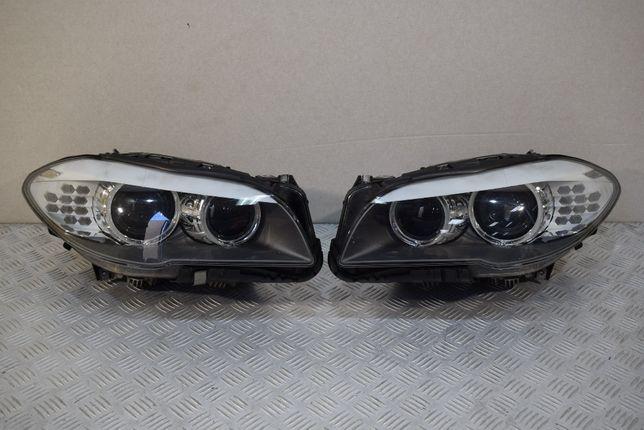 BMW 5 F10 F11 far xenon bi-xenon led modul tms racitor droser
